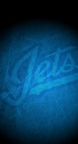 Winnipeg Jets Nhl Iphone Xxsxr Home Screen Wallpaper A
