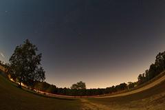 IMG_6471 (Desmojosh) Tags: canon 70d 8mm altura f3 medford new jersey nj atsion lake night shots long exposure stars luminar landscape blue water clouds trees