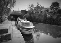 33263 (benbobjr) Tags: blackburn lancaster northwestengland lancasterandfleetwood england english uk unitedkingdom gb greatbritain britain british leedsandliverpoolcanal leedsliverpoolcanal canal reflection river brook creek watercourse