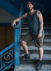 Jeff (egbphoto) Tags: masculine handsome male malemodel