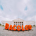 """""""Bacolod"""" decor infront of the Government Center, Bacolod City"""