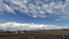 Storms at Noon (northern_nights) Tags: weather thunderstorm timelapse yi4kactioncam cheyenne wyoming rain