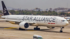 "Air India Boeing B777-300ER VT-ALJ ""Bihar"" Mumbai (VABB/BOM) (Aiel) Tags: airindia boeing b777 b777300er vtalj bihar mumbai canon60d canon24105f4lis"