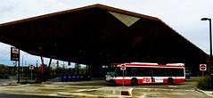 Toronto, Ontario (TO416 Original) Tags: 2018 canada motoroilphotography ontario to416 toronto transport travel ca bus busstop novabus ttc torontotransitcommission tourism touristattraction tourist pioneervillage tofouronesix to416original