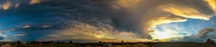 062318 - Dying Thunderstorms @ Sunset (Pano) 010 (NebraskaSC Photography) Tags: nebraskasc dalekaminski nebraskascpixelscom wwwfacebookcomnebraskasc stormscape cloudscape landscape nebraska weather nature awesomenature storm clouds cloudsday cloudsofstorms cloudwatching stormcloud daysky weatherphotography photography photographic weatherspotter chase chasers newx wx weatherphotos weatherphoto day sky magicsky darksky darkskies darkclouds stormyday stormchasing stormchasers stormchase skywarn skytheme skychasers stormpics southcentralnebraska orage tormenta light vivid watching dramatic outdoor cloud colour amazing beautiful billowing awesome mammatus sunset stormviewlive svl svlwx svlmedia svlmediawx