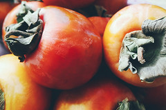 persimmon (Lana37rus) Tags: persimmon orange yellow mellow ripe green red fruit
