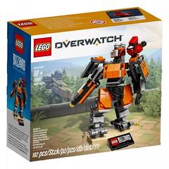 LEGO Overwatch 75987 Omnic Bastion (hello_bricks) Tags: lego overwatch 75987 omnic bastion