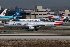 Airbus A321 American Airlines N576UW (NTG842) Tags: los angeles international airport lax airbus a321 american airlines n576uw