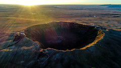 DJI_0025 (Greg Meyer MD(H)) Tags: arizona crater meteorcrater aerialphoto astronomy drone landscape things desert winslow meteor meteorite ngc grand big hole