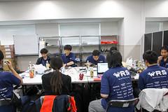 WRS-20181020125901 (Reishu Tadokoro) Tags: 2018 disasterrobotics tokyo tokyobigsight wrs worldrobotsummit2018 robots staff