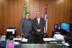31-10-2018 - Transmissão de Posse da Presidência (Presidência Alba) Tags: alba presidência angelo coronel luiz augusto foto sandra travassos