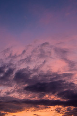 Sunset (VikingAle) Tags: skyscape skyporn sky sun sunset violet purple canon canonshots canonphotography canonph