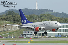 SAS Scandinavian Airlines - LN-RRY - 'Signe Viking' - 2018.09.18 - ENZV/SVG (Pål Leiren) Tags: stavanger sola norway svg enzv flyplass airport planes plane planespotting aviation aircraft runway rw airplane canon7d 2017 airliner jet jetliner september september2018 sasscandinavianairlines lnrry signeviking sas scandinavian airlines flysas boeing 737683b736