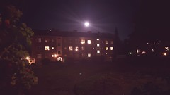 Full moon it means that the wolf  hour hits to (Photo Marre Backman) Tags: nights moon darknes dark