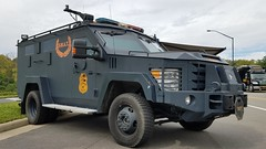 Columbus SWAT (Central Ohio Emergency Response) Tags: columbus ohio police division swat lenco bearcat armored armor truck srt special weapons tactics rescue