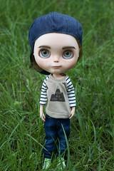 Wesley (Chassy Cat) Tags: chassycat custom customized blythe doll boy pureneemo boybody s honeybunny scalp eyechips