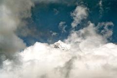 . (Careless Edition) Tags: mountain photography film nepal himalaya nature landscape clouds