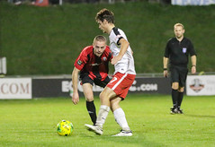 Lewes 2 Kings Langley 1 FAC replay 26 09 2018-170.jpg (jamesboyes) Tags: lewes kingslangley football nonleague soccer fussball calcio voetbal amateur facup tackle pitch canon 70d dslr