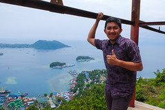 Dr. Heinz F. Tethool (A'Agung) Tags: jayapura abepura papua people scenery indonesia