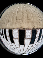 Piano Wall (MomoFotografi) Tags: piano fisheye art meike circularfisheye circular 65mm
