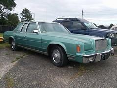 1979 Chrysler New Yorker (splattergraphics) Tags: 1979 chrysler newyorker rbody mopar