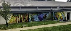 Murals — Mallory Donen (Tony Tomlin) Tags: whiterockbc britishcolumbia canada murals centennialpark mallorydonen
