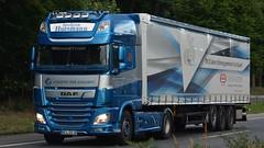 D - Spedition Huesmann DAF XF 106 SSC (BonsaiTruck) Tags: huesmann daf lkw lastwagen lastzug truck trucks lorry lorries camion caminhoes