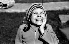 (Vlad Bobe) Tags: fomapan 100 fomapan100 monochrome blackwhite film sun happiness girl child canon canoneos1v