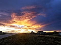 Sunset: Fire Sky Enhanced (northern_nights) Tags: firesky sunset cheyenne wyoming artistic