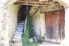 13062371 (Xeraphin) Tags: france aude languedoc roussillon occitanie lespinassière stairs hautminervois carcassonne montagnenoire house beams