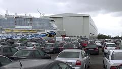 Meyer-Werft-Parkplatz