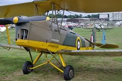 D-EKIF - De Havilland DH.82A Tiger Moth   Shaffen diest (V77 RFC) Tags: august2010