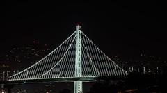 suspension canopy (pbo31) Tags: sanfrancisco california nikon d810 color city urban october 2018 boury pbo31 fall night black dark baybridge 80 bridge
