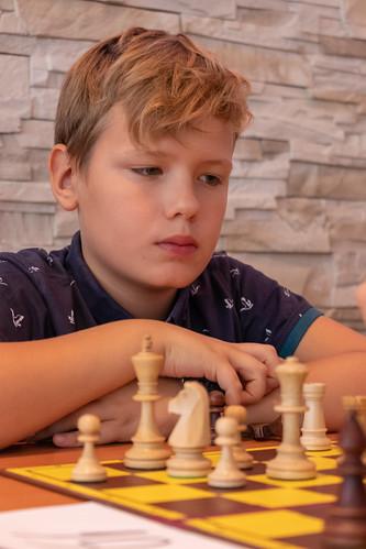 Grand Prix Spółdzielni Mieszkaniowej w Szachach Turniej VII-8