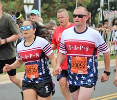 2018_TT_ATM_Andrea 41 (TAPSOrg) Tags: taps tragedyassistanceprogramforsurvivors teamtaps armytenmiler washingtondc running marathon 2018 military andreapalermo outdoor cropped singlet candid woman male
