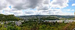Gerolstein (Panorama) (grasso.gino) Tags: deutschland germany eifel vulkaneifel gerolstein nikon d5200 panorama stadt town
