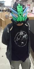 Mask of Walking (Jesse Åhlgren) Tags: lego bionicle moc technic mask kanohi walking