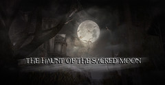 :: The Haunt of the Sacred Moon (Glamrus∆) Tags: skye ddd heart botanical haunted scary secondlife sl house landscape