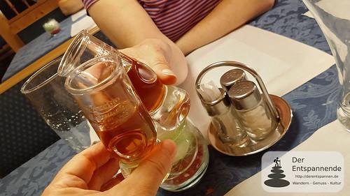 Vecchio Amaro del Capo im Ristorante Cuore Italiano