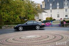 20181007 - Porsche 911 (996) Carrera 3.6i 320cv - S(4077) - CARS AND COFFEE CENTRE - Chateau de Longue Plaine (laurent lhermet) Tags: carreras carrera chateaudelongueplaine domainedelongueplaine porsche911carrera porsche porsche911 porsche996 sel18105f4 sonya6000 sony sonyilce6000
