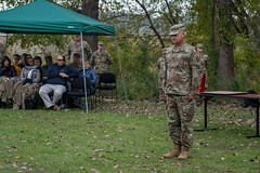 181013-A-PC761-1045 (416thTEC) Tags: 372nd 372ndenbde 397th 397thenbn 416th 416thtec 863rd 863rdenbn army armyreserve engineers fortsnelling hhc mgschanely minneapolis minnesota soldier usarmyreserve usarc battalion brigde command commander commanding historic