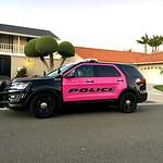 Huntington Beach Police Breast Cancer Awareness Unit thumbnail