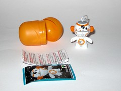 se339 bb-8 kinder suprise star wars the force awakens twist heads 2018 loose complete a (tjparkside) Tags: bb8 kinder suprise star wars force awakens twist heads episode vii seven 7 tfa sw bb 8 eight droid droids mystery 2018 se339 loose complete