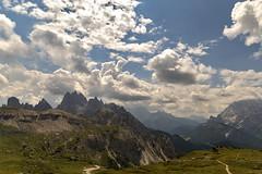 DSC_8195 (littleirons) Tags: panorama landscape lavaredo tre cime trecime alpi montagne