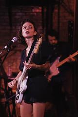 Meg Myers @ Club Dada (@Parallaxus) Tags: dallas texas deepellum clubdada live music megmyers sony zeiss concert planart1450 carlzeiss