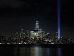 A Day to Remember #51 (Keith Michael NYC (4 Million+ Views)) Tags: hoboken newjersey nj 911 911memorial tributeinlight newyorkcity newyork ny nyc oneworldtradecenter worldtradecenter 1wtc wtc