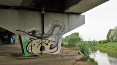 Ibie & ROA / Maldegem - 20 sep 2018 (Ferdinand 'Ferre' Feys) Tags: maldegem belgium belgique belgië streetart artdelarue graffitiart graffiti graff urbanart urbanarte arteurbano ferdinandfeys roa