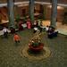 Salt Lake City - Utah - The Joseph Smith Memorial Building  aka Hotel Utah  - Lobby Area