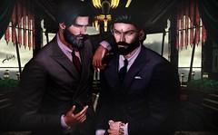 €Ł€ǤΔŇĆ€ (ImperialAms) Tags: gentlemen secondlife sexy selfie friends mens hot handsome virtualworld creativity creed businessmen royal