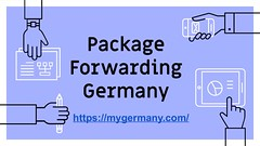 Package Forwarding Germany (myGermany) Tags: package forwarding services parcel germany